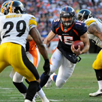 Denver Broncos at Pittsburgh Steelers