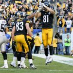Pittsburgh Steelers at Cincinnati Bengals, 8:30p.m. EST
