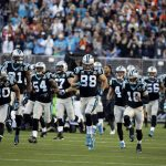 Carolina Panthers at Washington Redskins, 8:30p.m. EST